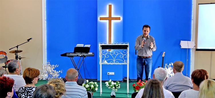 Семинар для служителей и лидеров церкви.